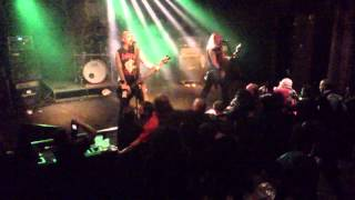 Christ Agony - Devilish Sad (Lublin, Graffiti 17.04.2012) HD