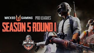 Wicked Gaming PRO LEAGUE  S5R1 - $40k Omlet Championships - Lights Out, SV, Confound, Existence,VSG