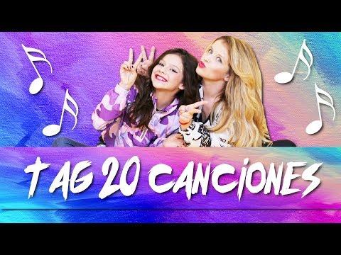 TAG 20 CANCIONES 2019 ♥️ Mi 20 SONGS TAG