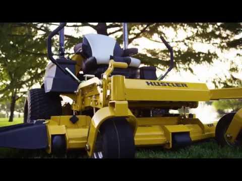 2021 Hustler Turf Equipment Raptor Flip-Up 54 in. Kawasaki 23 hp in Harrison, Arkansas - Video 2