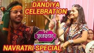 Mansa & Vaidehi Dandiya Celebration | Phulpakharu (फुलपाखरू ) | Zee Yuva | Navratri Special