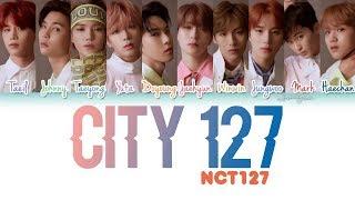 NCT 127 (엔시티127)   City 127 (지금 우리) Lyrics [Color CodedHANROMENG]