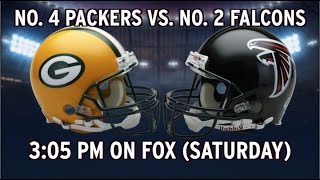 NFC Championship By The Numbers: Packers Vs. Falcons
