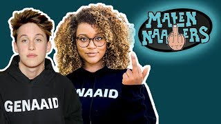JEROEN & QUINTY GENAAID! | Matennaaiers   CONCENTRATE