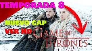 Como Ver Game Of Thrones Ultima Temporada 8 GRATIS Online TODOS LOS CAPITULOS