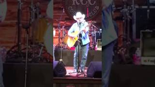 Mark Chesnutt  Redneck Country Club 6-16-17 Blame it on Texas