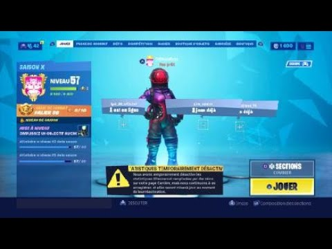 Saison 10 fortnite