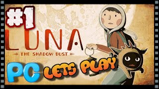 LUNA The Shadow Dust PC #1 ➤ Lets Play Прохождение HD На Русском Языке