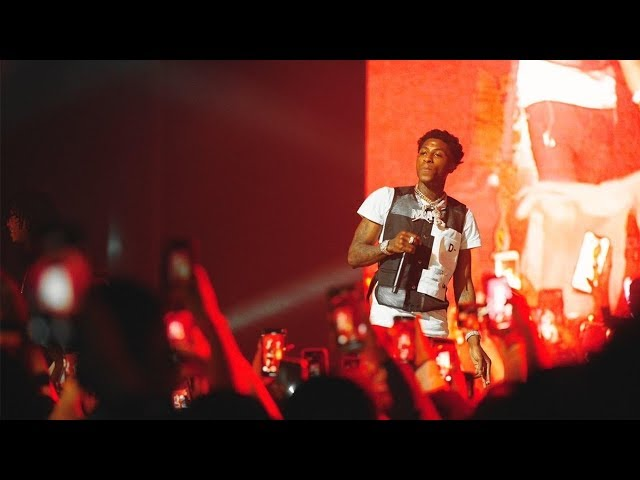 YoungBoy Never Broke Again - Make No Sense [Live]