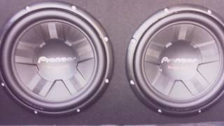 Pioneer TS-W311D4 Subwoofers