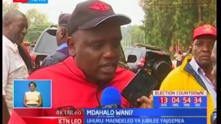 Rais Uhuru Kenyatta asema hakuwa na haja ya mdahalo