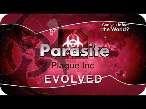 Der Einfluss der Parasiten auf die Haut des Fotos