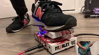 Morley Mini Michael Amott Wah Mini Guitar Effect Wah Pedal