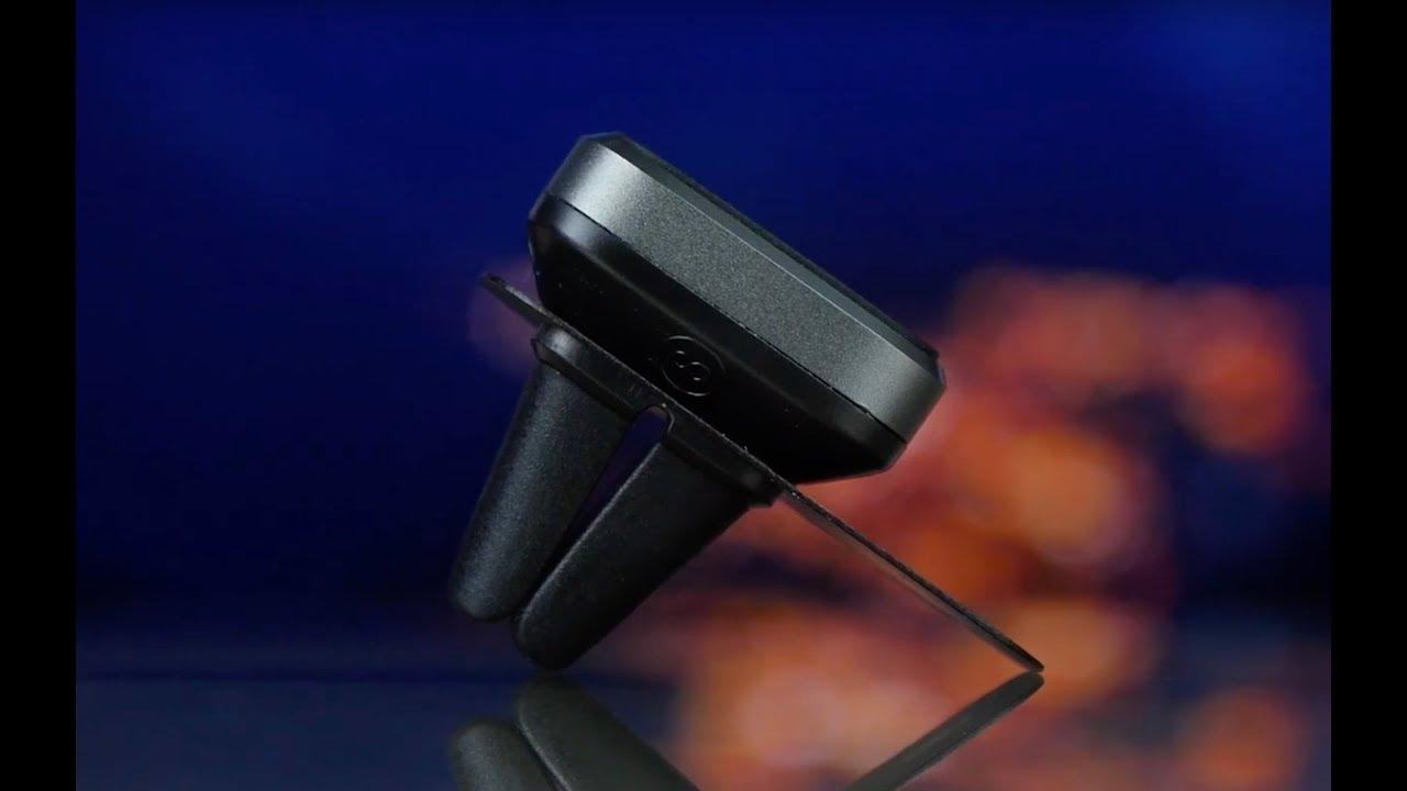 Держатель в машину iOttie iTap Mini Magnetic Vent Mount HLCRIO155 video preview