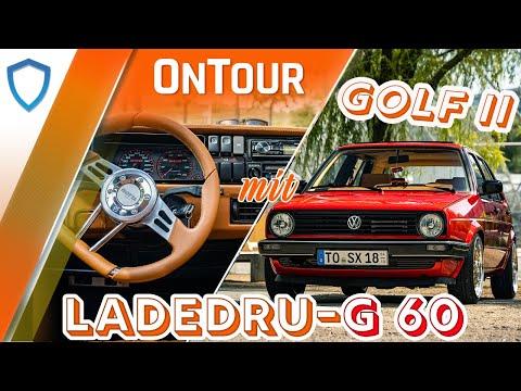 UNIKAT - Golf II G60 mal anders! OnTour mit Euren Autos