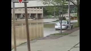 preview picture of video 'Flood (Raw Coverage)  - Binghamton Submerged in Flood Waters!!'