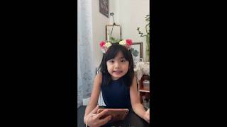 A Million Dreams (by Ziv Zaifman) cover by 4yrs old Faith Gabrielle