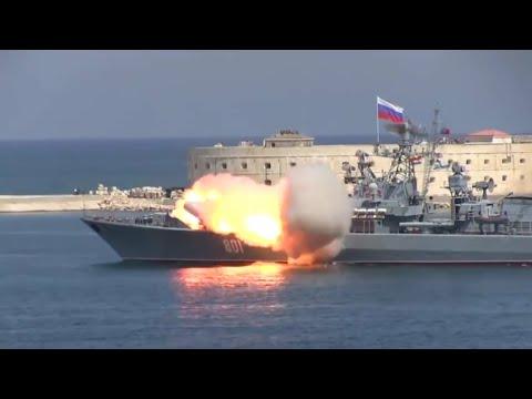 (BERITA TERKINI) kapal AL RUSIA tiba tiba meledak