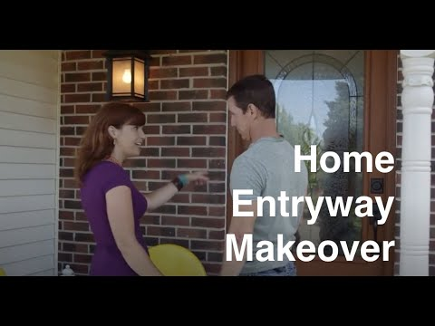 We did a curb appeal makeover for a homeowner afraid of change