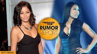 Nicki Minaj Fans Come For Claudia Jordan After Comments