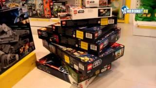 За Деда Мороза детишкам ответила компания Lego