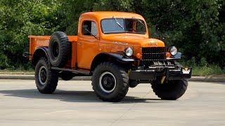136238 / 1968 Dodge Power Wagon WM300