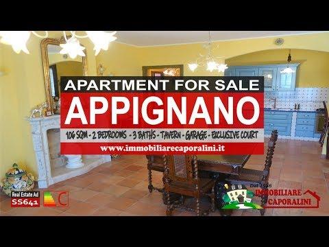 Immobiliare Caporalini real-estate agency - Apartment - Ad SS641 - Video