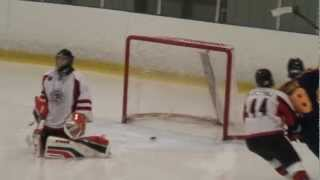 preview picture of video 'Jacob Lessick scores a goal against Brewster'