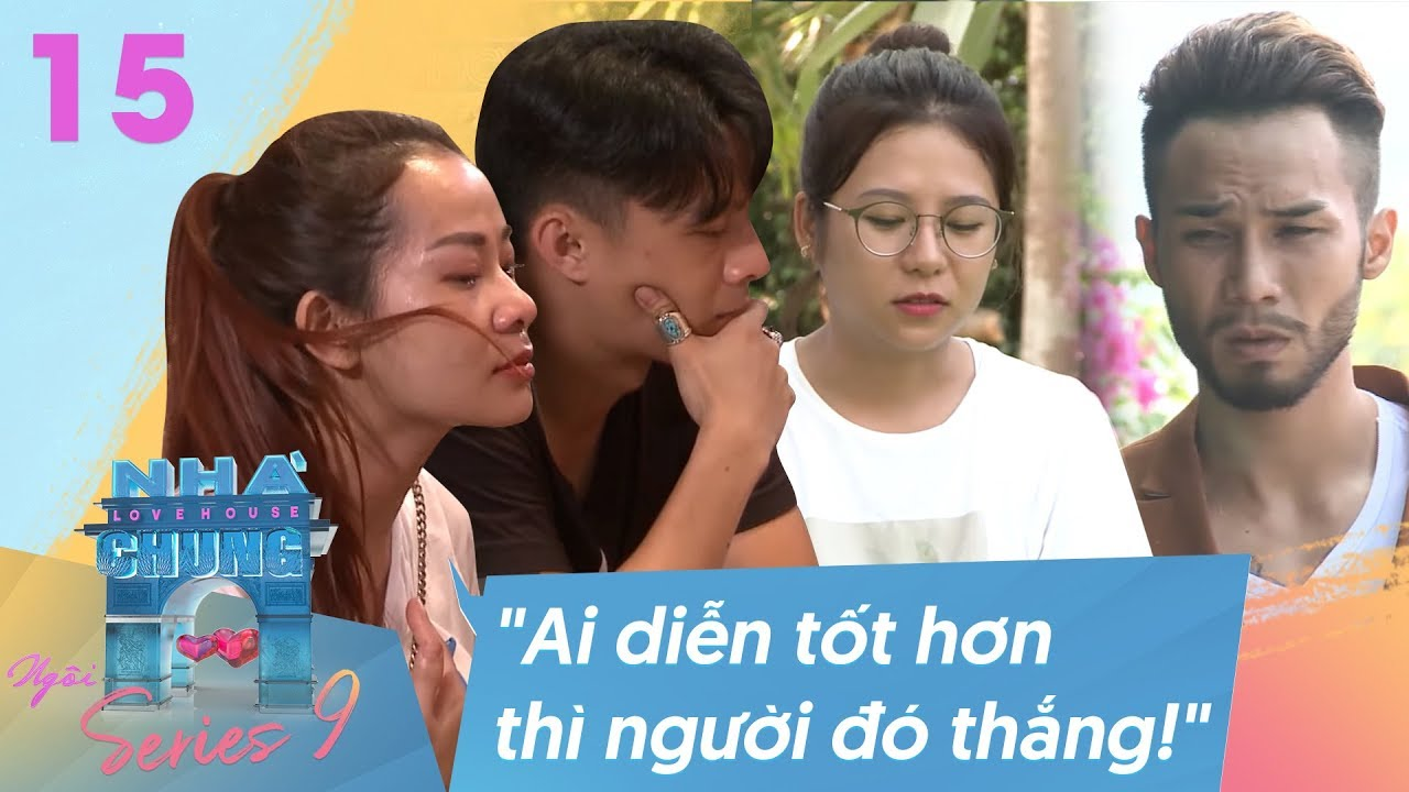 Ngôi Nhà Chung–Love House |Series 9–Tập 15| ANH XIN LỖI đã không che chở em giữa TÂM BÃO CHỈ TRÍCH😢