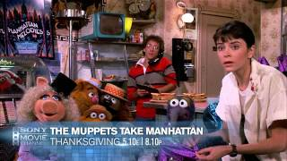 Los Angeles - Thanksgiving - Elmo In Grouchland, Muppets Take Manhattan, Oliver
