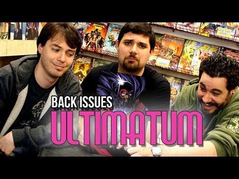ULTIMATUM | Back Issues