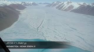 Sezon 7 Odcinek 19 – Antarktyda – nowa Strefa 51