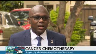 Health Digest: Why is having chemo treatment support group important