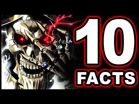 Download Top 10 OVERLORD Facts You Didn't Know! Mp4 HD Video and MP3