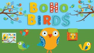 Boho Birds Classroom Decor Theme From Carson-Dellosa