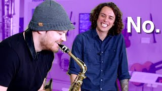 Can I Learn Saxophone in 10 Minutes? –  RobScallon2 – 2020