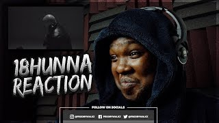 Headie One   18HUNNA (ft. Dave) (REACTION)