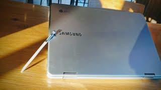 "New Samsung Chromebook Plus V2  Last Word Review ""Dual Camera"""