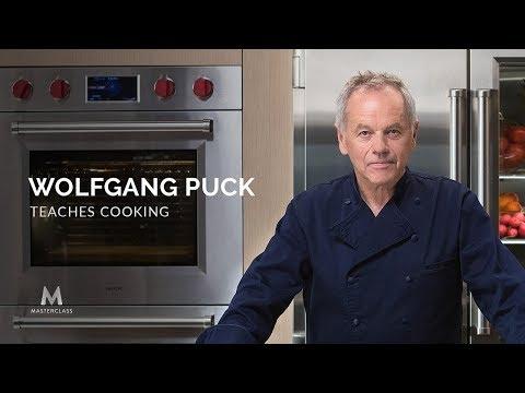Wolfgang Puck - MasterClass