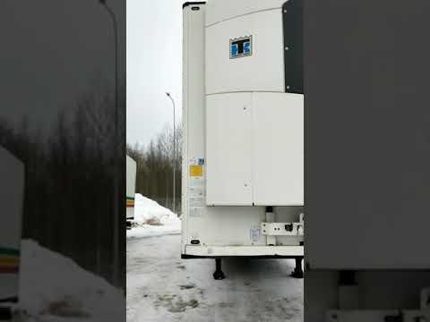 2016 Puspriekabė Šaldytuvas Schmitz SKO 24 Multitemp Doubledeck Dopplestock