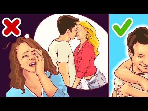Warum flirtet eine verheiratete frau mit mir