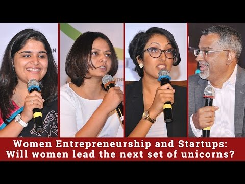 How welcoming is the startup world to women entrepreneurs?