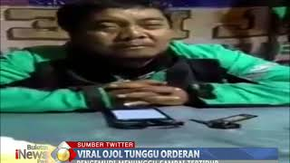 Gambar cover Viral Video Driver Ojol Tunggu Orderan Penumpang Hingga Mengantuk Berat - BIP 22/03