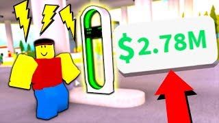 Roblox Building The Richest Gas Station In Roblox