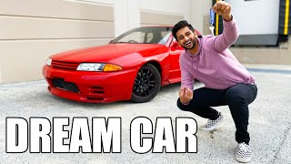 i BOUGHT MY DREAM CAR at 21 YEARS OLD!!