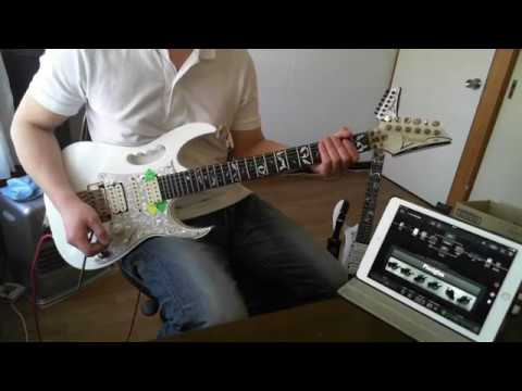 Steve Vai - Bad Horsie(Cover by Shogo)