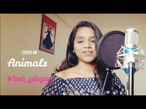 Animals - Maroon 5 | Cover by Deepika Thamizhvanan