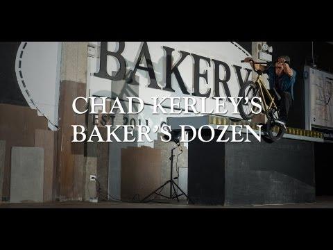 Chad Kerley's Baker's Dozen