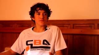 Canarias Basketball Academy | Isael Silva