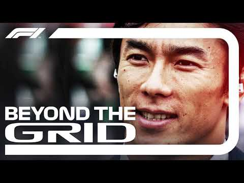 Takuma Sato Interview | Beyond The Grid | Official F1 Podcast